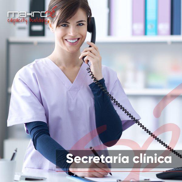 Secretaría clínica